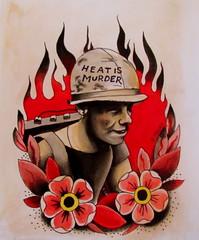 heat is murder (ryan or die) Tags: morrissey moz meatismurder thesmiths