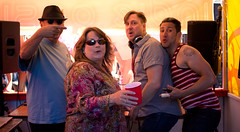 rick, rico, and family (JJBBLLKK) Tags: sf sanfrancisco gay party house fun dance crazy rainbow dj remix fringe oasis lgbt indie electro gaypride whitehorse madrone getlucky clubdrama indieoasis