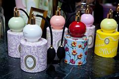 Ladurée's perfumes (thewanderingeater) Tags: dessert cookie manhattan uppereastside ladurée frenchmacarons frenchluxurybrand