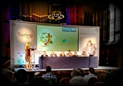 Panel on the Turing Test