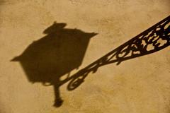 Florence (michael_hamburg69) Tags: italien shadow italy lamp wall florence italia wand tuscany firenze laterne toscane schatten florenz toskana