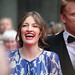 Kelly MacDonald on the red carpet for the European premiere of Brave at the Festival Theatre