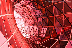 Frankfurt. MyZeil Shopping Mall (Juan C. Garca Lorenzo) Tags: travel architecture germany arquitectura nikon europa europe geometry frankfurt eu alemania frankfurtammain ue hesse massimilianofuksas fuksas geometra nikond90 flickraward myzeil flickraward5 flickrawardgallery myzeilshoppingmall