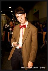 San Diego Comic-Con 2012 DR WHO (Howie Muzika) Tags: ca costume sandiego cosplay sdcc pocketwizard strobist borderfx lumoprolp160 sandiegocomiccon2012 strobistbackpack