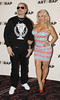 Ice-T and Coco Austin Film premiere of 'Something From Nothing: The Art of Rap' held at the HMV Apollo London, England