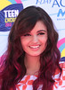 Rebecca Black at the 2012 Teen Choice Awards held at the Gibson Amphitheatre - Arrivals Universal City, California