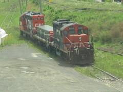 CN 7233/CN 230/CN 7204 (Michael Berry Railfan) Tags: cn quebec montreal canadiannational amt ptstcharles cn230 cn7233 cn7204