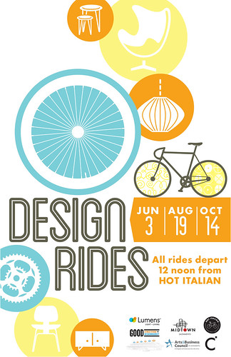 Third and final Design Ride on October 14, 2012 with by SacMod!