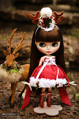Jingle all the way #2 - Exclusive Outfits for My customer (order)