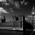 Westminster Palace - Big Ben - London - England