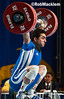 Bagheri IRI 94kg (Rob Macklem) Tags: coach iri bagheri weightlifter kouroush 94kg