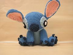 Stitching Amigurumi Together : Ravelry: Amigurumi Stitch! from Lilo and Stitch pattern by ...