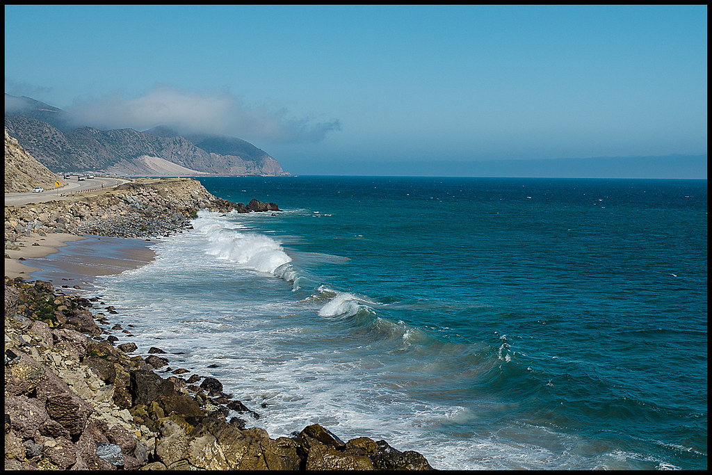 Pacific Coast Highway - Pacific Coast Highway