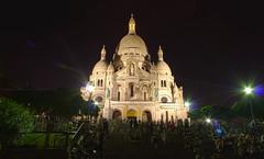 Sacré-Cœur - HDR (digital_slice) Tags: paris france canon 350d high dynamic kitlens coeur sacre frankrijk 1855 range hdr parijs augustus 2012