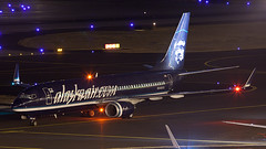 Alaska Airlines B737-890 N548AS (philhyde04) Tags: alaskaairlines kpdx n548as b737890