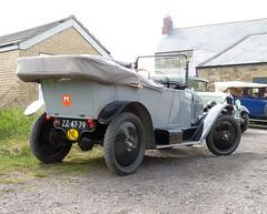 9 Kings Arms Seaton Sluice 150812 (silvermop) Tags: northumberland vintagecars kingsarms seatonsluice vintagecitroencars dutchcarrally