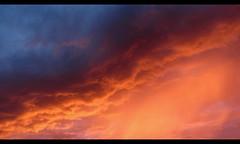 Galaxy (philippe.ducloux) Tags: blue sunset sky cloud sun france nature clouds canon fire soleil bluesky powershot bleu ciel galaxy nebula nuage nuages feu galaxie coucherdesoleil cielbleu sudouest hautegaronne midipyrnes nbuleuse flickraward strictlygeotagged natureonly sx220 powershotsx220hs