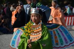 Jidai Matsuri - Kyoto (*Adeline*) Tags: city festival japan kyoto child matsuri jidai