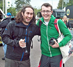 508 Ross Noble and Giles (robertknight16) Tags: rossnoble