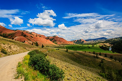 Red Hills - Wyoming (Jackpicks) Tags: red west hills wyoming bridgerteton redhills