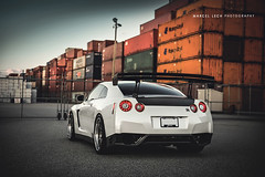 Jotech R35 GT-R Black Edition (Marcel Lech Photography) Tags: vortex canada motion vancouver photography marcel nissan top interior strasse secret wheels wing modified kit carbon motorsports forged cf exhaust gtr lech tuned r35 doluck jotech