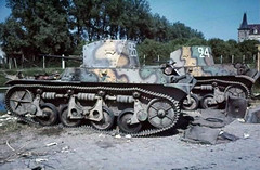 """AMR-35 tanks • <a style=""""font-size:0.8em;"""" href=""""http://www.flickr.com/photos/81723459@N04/13940124491/"""" target=""""_blank"""">View on Flickr</a>"""