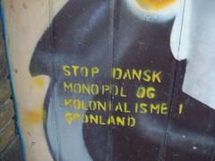 Parad el monopolio y colonialismo danés en Groenlandia