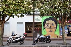 Un Peuple, une Fort, nos poumons... (HBA_JIJO) Tags: street portrait urban streetart france art wall painting graffiti spray peinture rue vitry vitrysurseine chromers paris94 hbajijo
