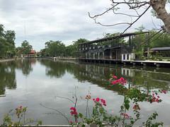 Bangkok, Thailand (Quench Your Eyes) Tags: travel thailand asia southeastasia bangkok thai biketour samutprakan