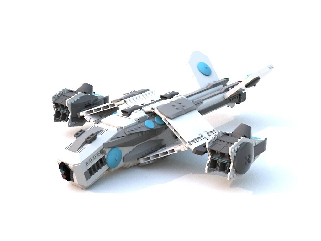 Lego Space Moc Instructions