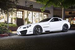 RENNtech Mercedes SLR McLaren (Axion23) Tags: slr car mercedes monterey mclaren carmel week renntech