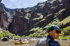 Oarsman (The Noisy Plume) Tags: travel river adventure explore rafting oarsman owyheeriver owyheecanyonlands