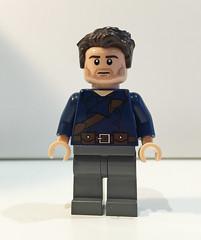 Lego Christo Bucky Barnes WWII (Robianco) Tags: green america lego captain batman lantern custom bucky minifigures