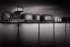 Berlin V (philippdase) Tags: longexposure blackandwhite berlin germany fineart osthafen eastharbor nikond7100 fineartarchitecture sigma1835mm18 philippdase