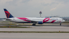Delta Airlines N845MH pbc-5879 (andreas_muhl) Tags: fra deltaairlines 767400 n845mh sonderlackierung