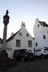 Culross, Fife (Paul Emma) Tags: uk sunset river scotland fife forth culross firthofforth riverforth