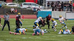 GFL-2016-Panther-9885.jpg (sgh-fotos) Tags: football nfl bowl german panthers sack dsseldorf touchdown defence invaders hildesheim dline fumble gfl amarican quaterback oline interception ofence