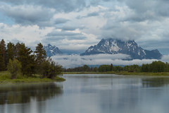 Teton Reflection ... (Ken Krach Photography) Tags: oxbowbend grandtetonnationalpark he
