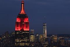 Goodnight from New York City (Hazboy) Tags: new york city nyc usa ny apple rock america square us big manhattan may center midtown times rockefeller 2016 hazboy hazboy1