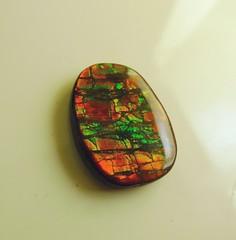 AMMOLITE STONE FOR SALE (The Ammolite) Tags: ammonite fossil アンモライト ammolite gemstone rock minerals mineral