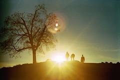 (3) (mariaaa.filipova) Tags: plovdiv sunset   chill afternoon bulgaria fujicolor 200 film fujifilm analog zenitttl soviet camera helios44m spring 2016