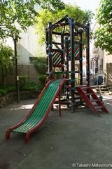 Playground (takashi_matsumura) Tags: playground park yanaka taitoku tokyo japan nikon d5300 sigma 1750mm f28 ex dc hsm