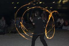 Vollmondfeuer II (martinwink62) Tags: vollmondfeuer feuer fire nachts show fireperformance performance artist event ingolstadt germany bavaria