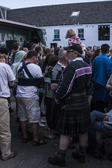 Islay 2016 2 (1) (Yorkshire Reckless & Proud) Tags: blue shadow sea people musician cloud sun lighthouse black bird beach birds silhouette vw landscape scotland boat ship harbour cottage sails tent islay seal duster van camper distillery orsay bowmore bruichladdich dacia