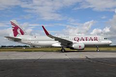 A7-LAC  A320-214(SL)  Qatar Airways (n707pm) Tags: ireland painting airplane airport aircraft airline airbus airliner a320 320 coclare snn qatarairways qtr shannonairport almaha einn 320sl eirtech eirtechaviation a7lac cn6494 22062016