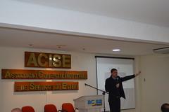 Secretrio na reunio de almoo da ACISE em esteio (Lucas Redecker) Tags: lucas secretrio esteio redecker acise
