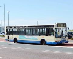 Avon 154 (S54NCW) New Brighton 180712 (24082CH) Tags: avon newbrighton merseyside wirral bus s54ncw