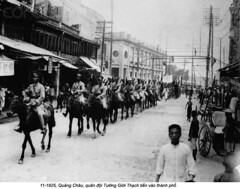 HU029513 (ngao5) Tags: guangzhou china people horse men mammal army outfit clothing uniform asia asians many military authority crowd group chinese riding males adults cavalry guangdongprovince armedforces horseriding peoplesrepublicofchina animalriding patrolling militarypersonnel historicevent asianhistoricalevent militaryuniform chinesearmedforces chinesehistoricalevent militaryoperation horsecavalry