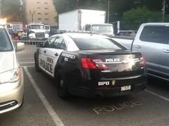 Berea Police Department - Ford Taurus Police Interceptor (Sergiyj) Tags: ohio ford sedan police emergency taurus interceptor berea whelen 2013