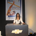 Lucila Pinto mestre de cerimônias de Convenção da GM